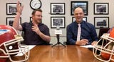 Reporters Mark Trible and Josh Friedman review Week 5, look ahead to Week 6, and field questions from viewers. The show runs on facebook.com/sjgridirongang every Wednesday at 7 p.m.