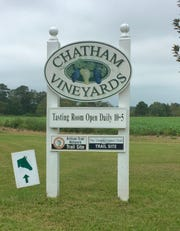 Chatham Vineyards is situated between the Atlantic Ocean and the Chesapeake Bay in Virginia. The maritime conditions make for some great wines.