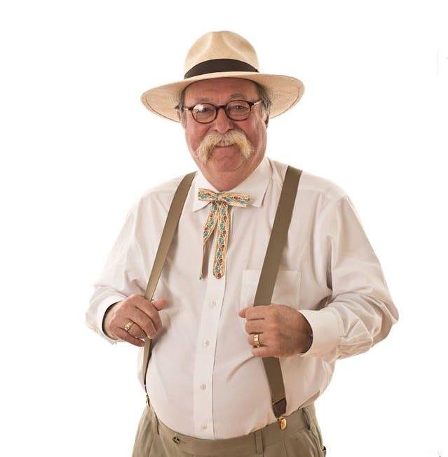 Colonel De Stewart, Cincinnati's herb and spice seller, has died