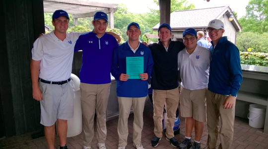 The Wyoming boy's golf team will compete at state for the second time in three years.