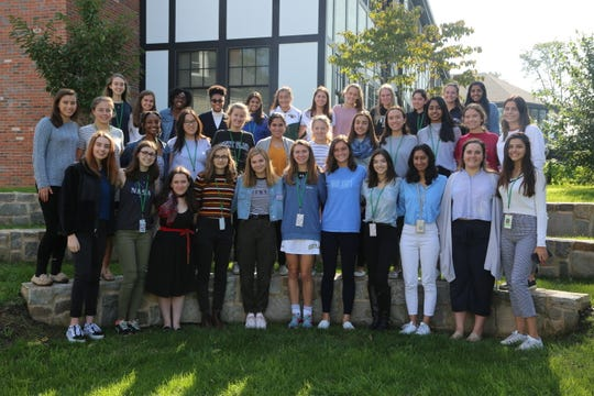Students from the class of 2019 honored with AP Scholar Distinctions.