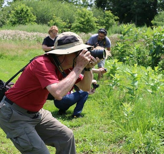 A free workshop will be hosted by Hunterdon Land Trust at its Sunday, Oct. 14, Farmers' Market focusing on helping beginner and experienced photographers take better pictures outdoors.