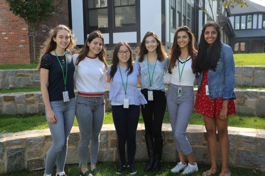 Students Recognized as National Merit commended students