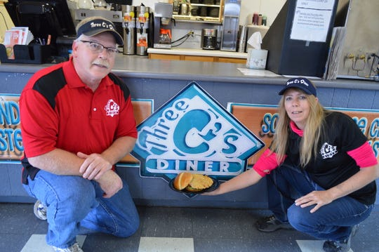 Three C's Diner in Corning took top spot in the Iowa Pork Producers Association's Best Breaded Pork Tenderloin Contest for 2018.