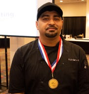Chef Oscar Hernandez from 712 Eat + Drink in Council Bluffs