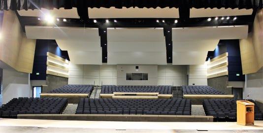 Bondurant Farrar High Auditorium
