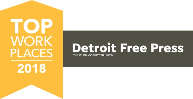 Top Companies/Detroit Free Press Logo