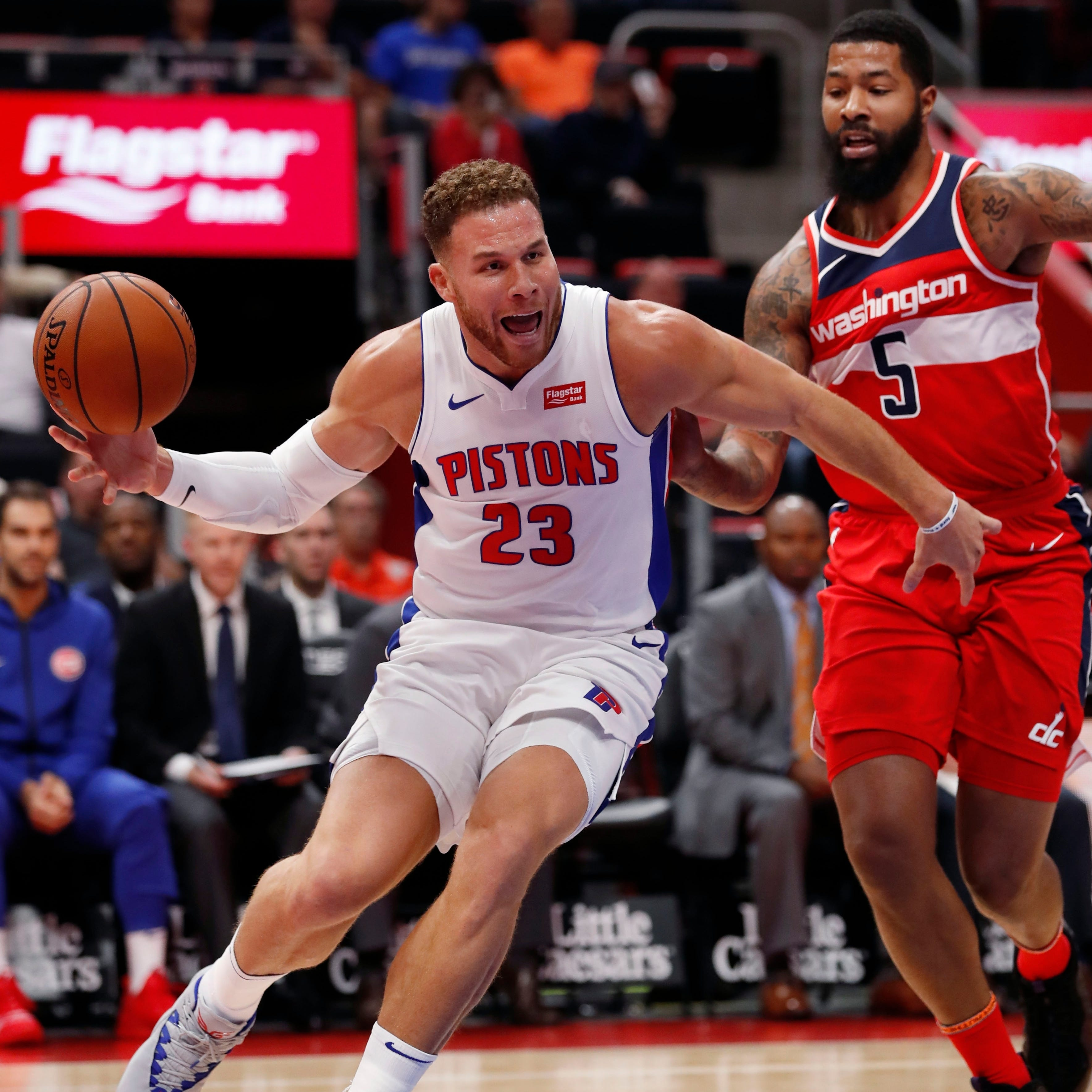 NBA power rankings: Where do Detroit Pistons stand before opener?