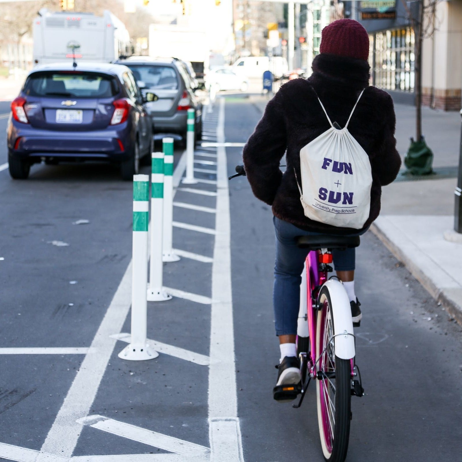 New Detroit bike lanes spark unnecessary controversy