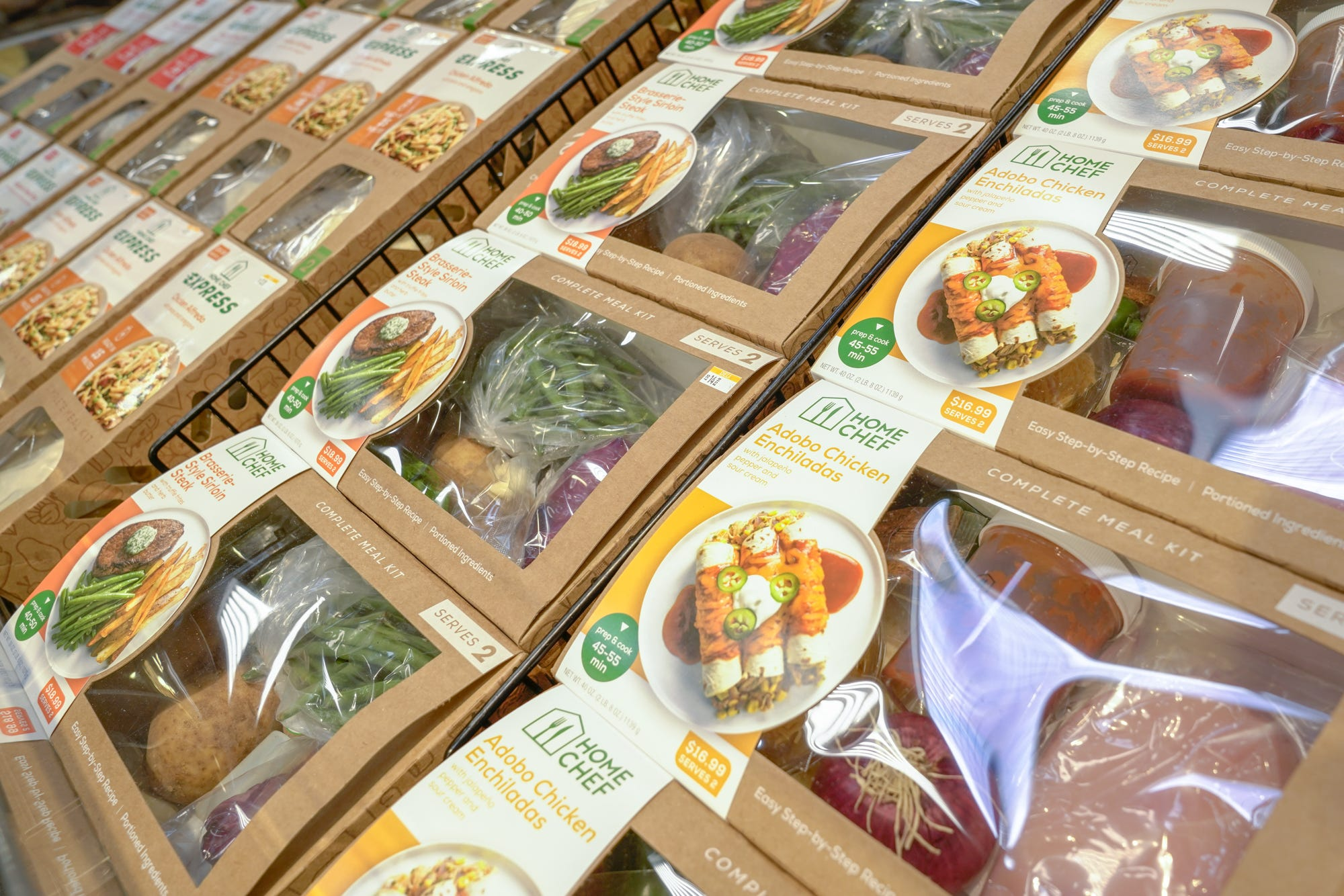 Ready To Cook Home Chef Meal Kits Now Available At Kroger