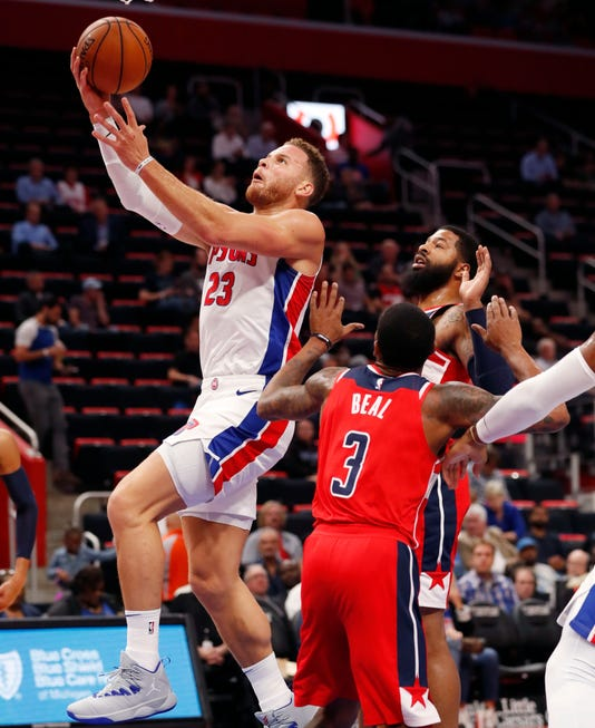 Detroit pistons blake griffin out to silence doubters blake griffin m4hsunfo