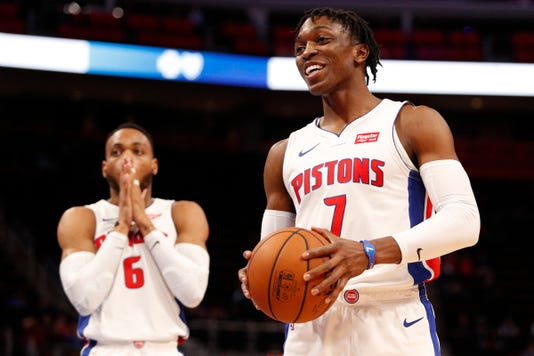 Nba Preseason Washington Wizards At Detroit Pistons