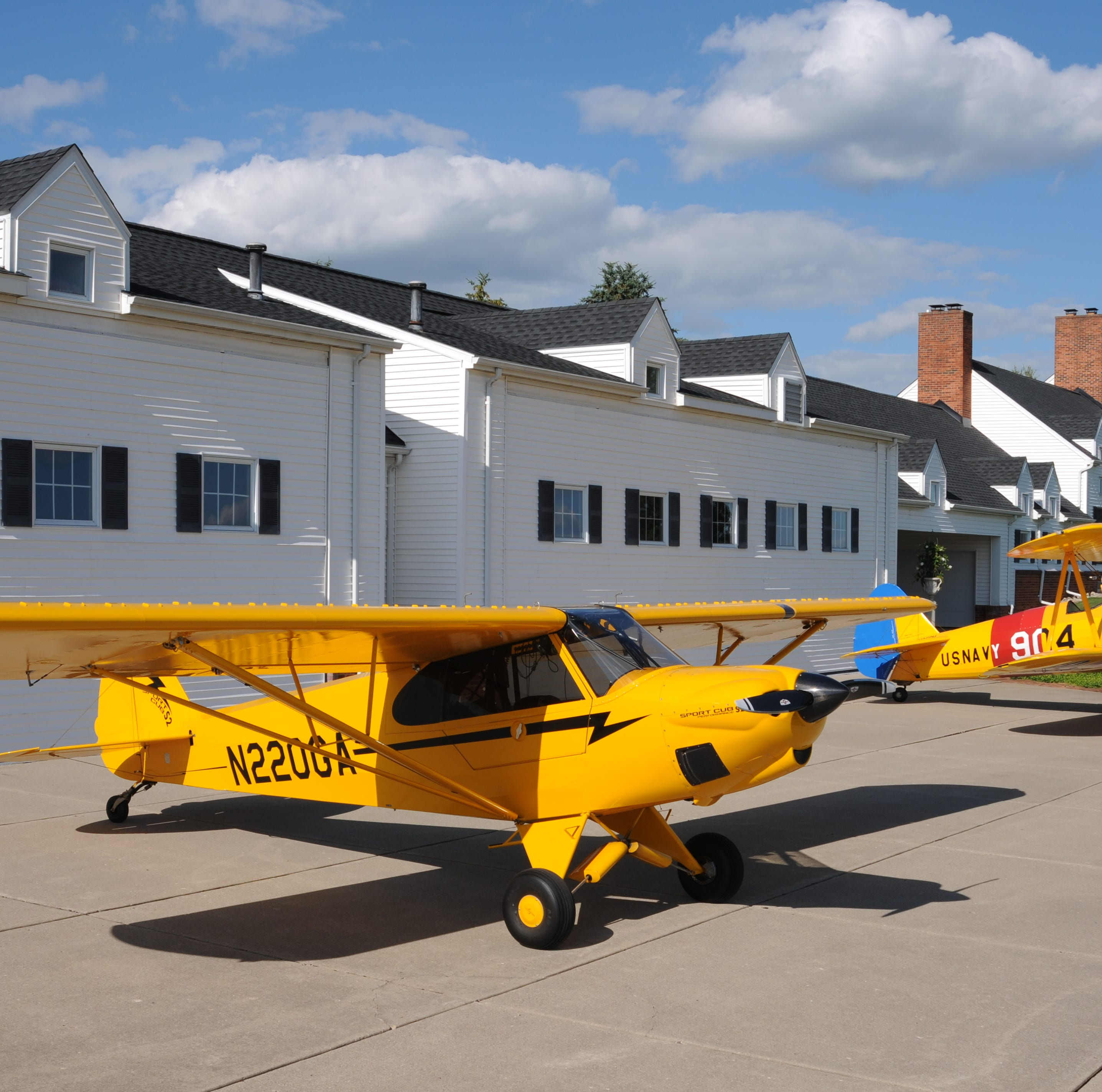 Oxford Township's Sky Ranch features private airport