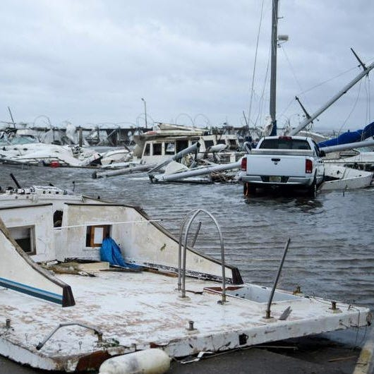 Hurricane Michael leaves 'unimaginable destruction'