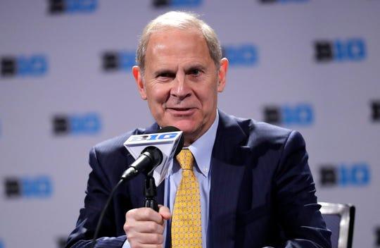 Former Michigan and Cavaliers coach John Beilein will serve as a BTN analyst.