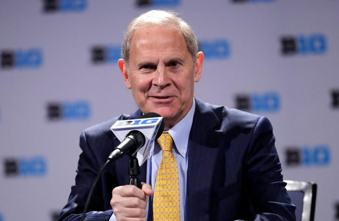 Michigan head coach John Beilein says he isn't concerned about allegations surrounding former Michigan receiver Tai Streets in the college hoops corruption case.