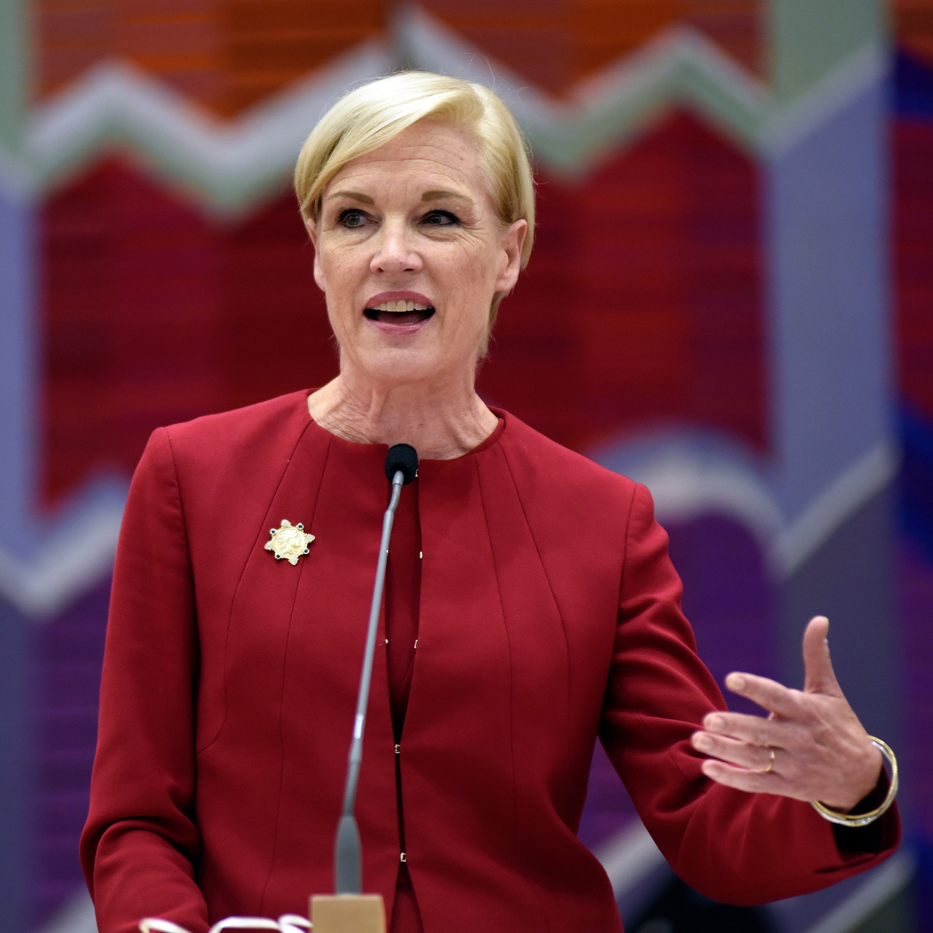 Cecile Richards and more to appear at book luncheon