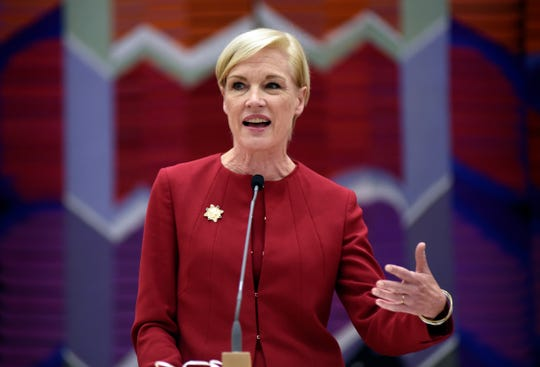 Cecile Richards, past president of Planned Parenthood Federation of America, will appear at the Metro Detroit Book & Author Society's spring luncheon.