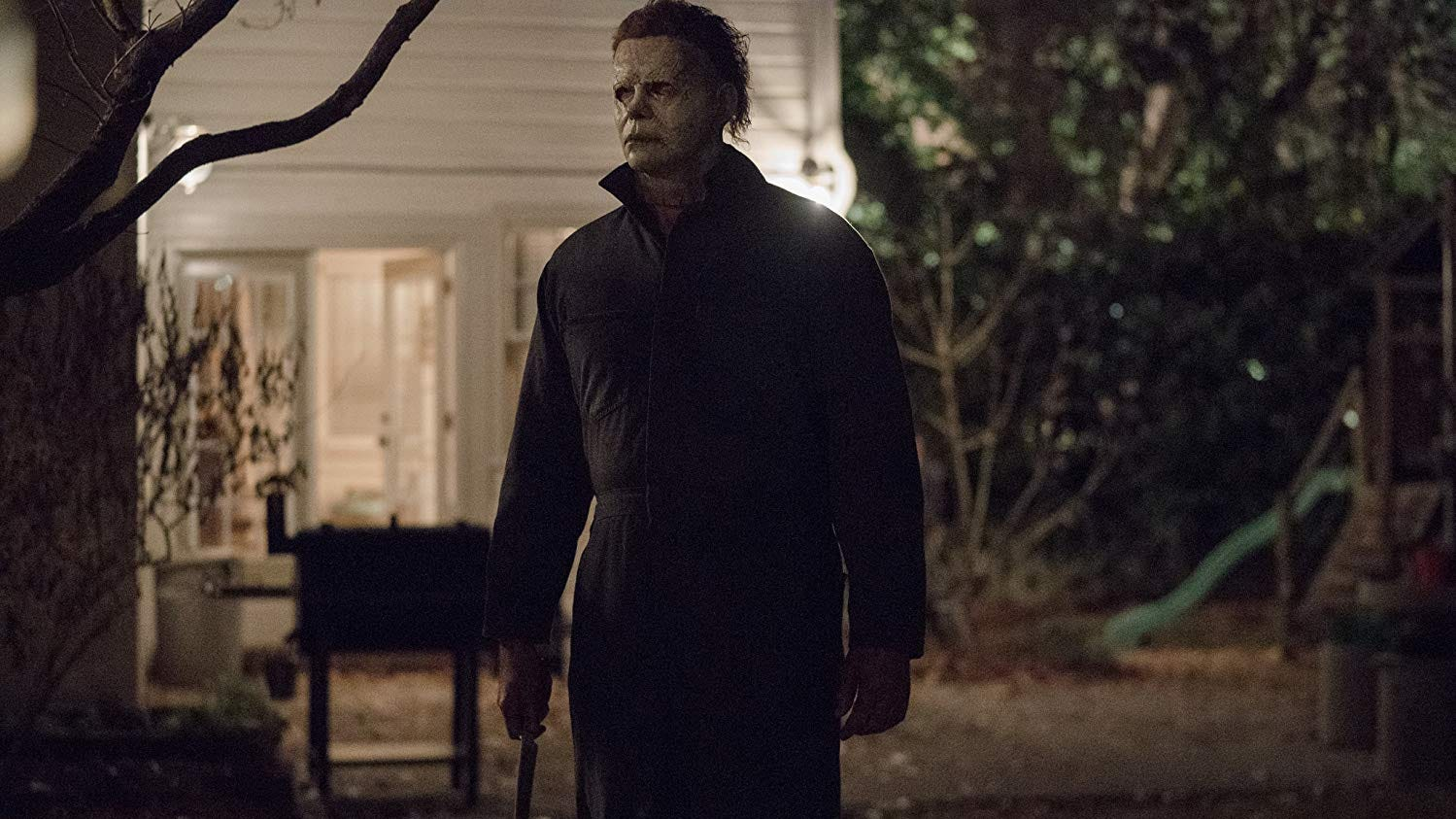 """Michael Myers is played by various actors in """"Halloween."""""""