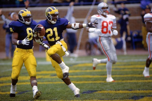 Michigan Wolverines V Ohio State