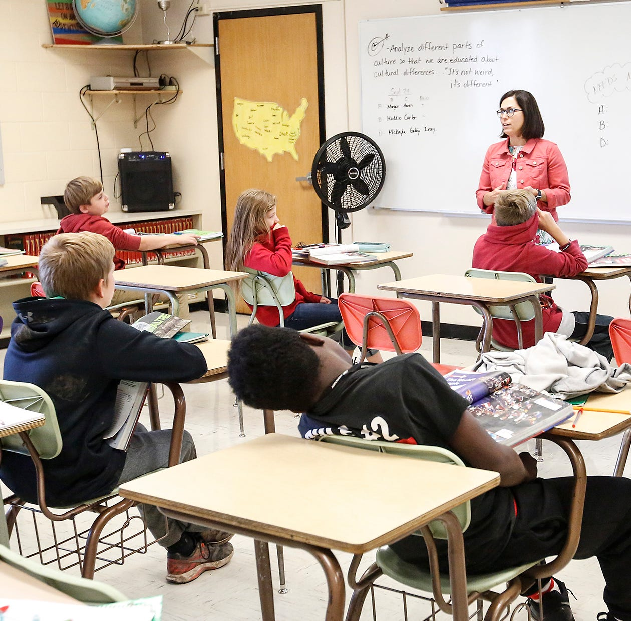 Fond du Lac County teachers see bigger pay raise for the first time since Act 10