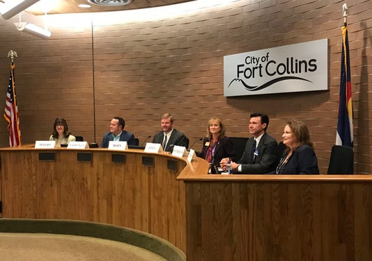 Candidates for Larimer County office
