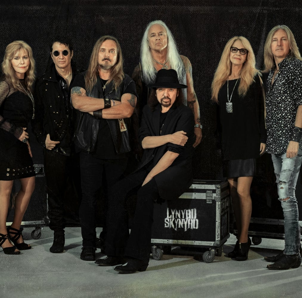 Lynyrd Skynyrd's Johnny Van Zant: 'You can feel their spirit with us onstage'
