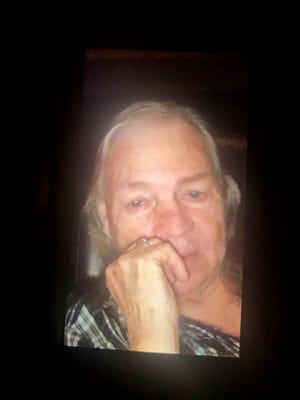 Wanda Louise Robinson, 80, is missing.