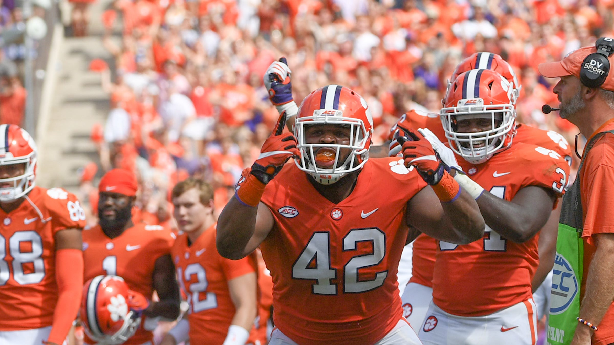 NC State vs. Clemson: Game time, TV channel, where to stream online