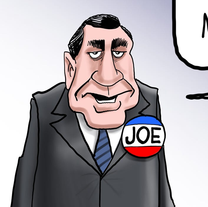 Cartoonist Gary Varvel: Sen. Donnelly's decisions
