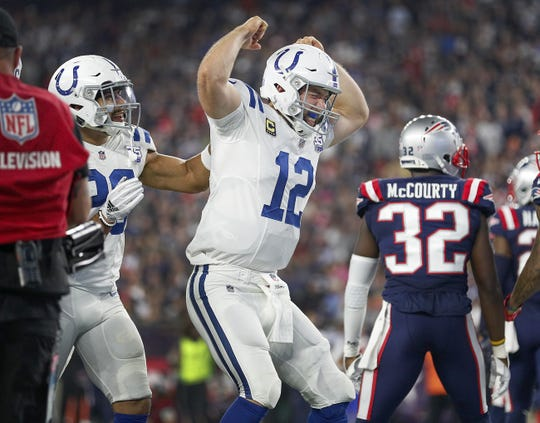 """""""He's been playing his ass off,"""" says Bruce Arians. """"There's no doubt he's back. No doubt. The guys around him just gotta catch the ball, man."""""""