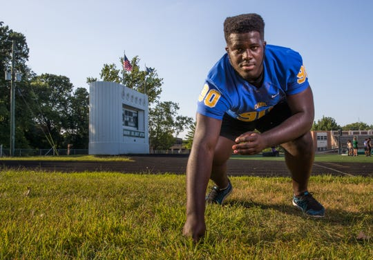 Cole Brevard is one of the most loquacious players on Carmel's roster.
