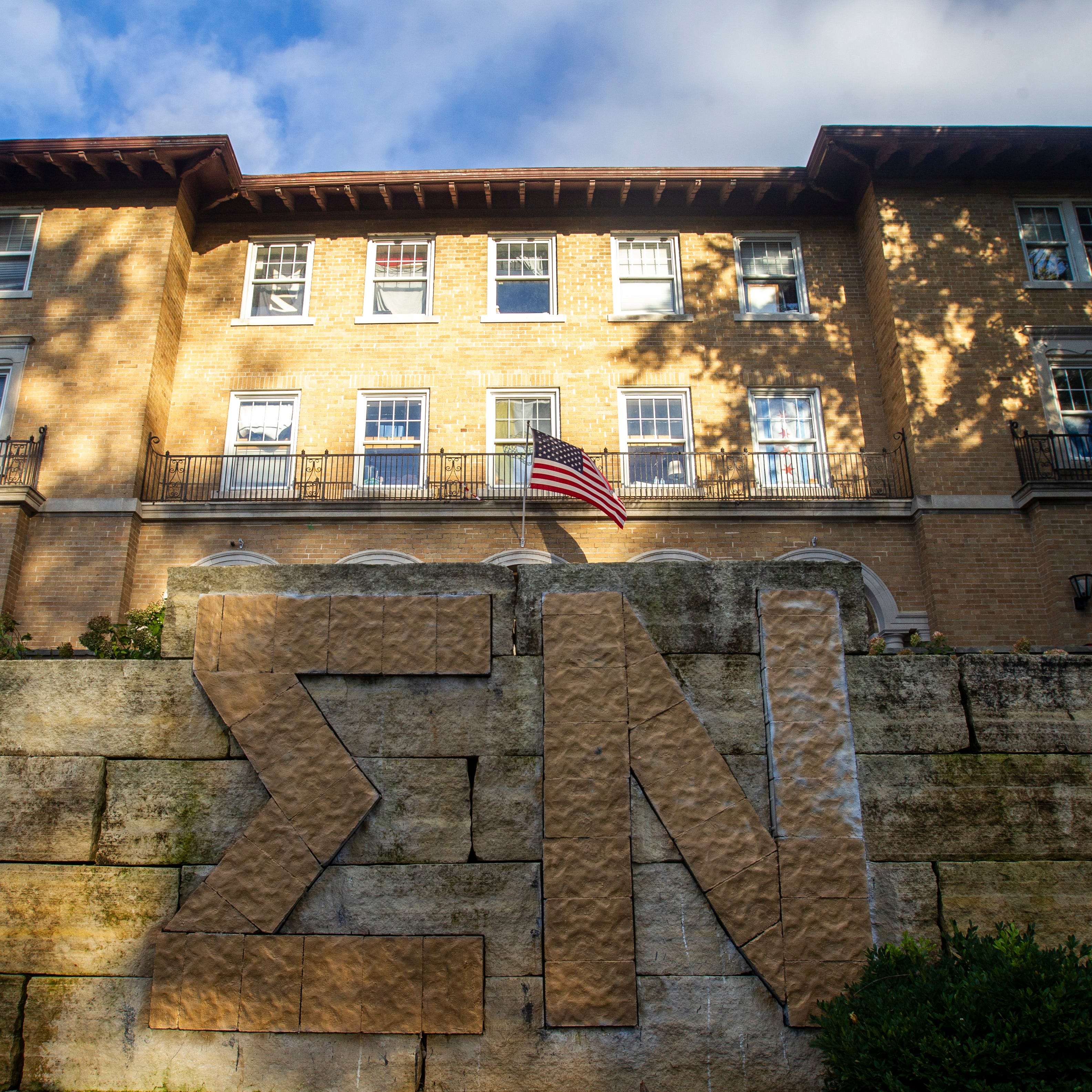 Suspended fraternity presidents line up for interviews about possible alcohol-related violations