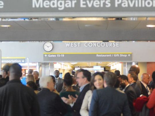 Frontier Airlines will suspend flights out of  Jackson-Medgar Wiley Evers International Airport until the spring of 2020, officials said.