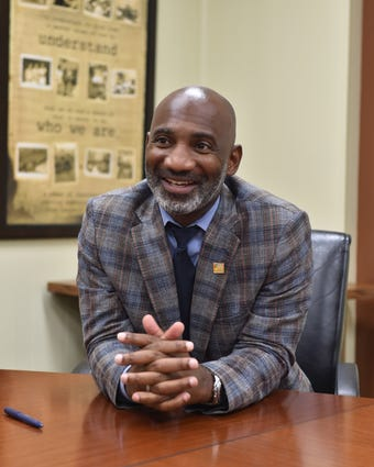5 minutes with Jackson Public Schools new superintendent Dr. Errick Greene. This interview has been heavily edited for length from a longer question and answer style interview.