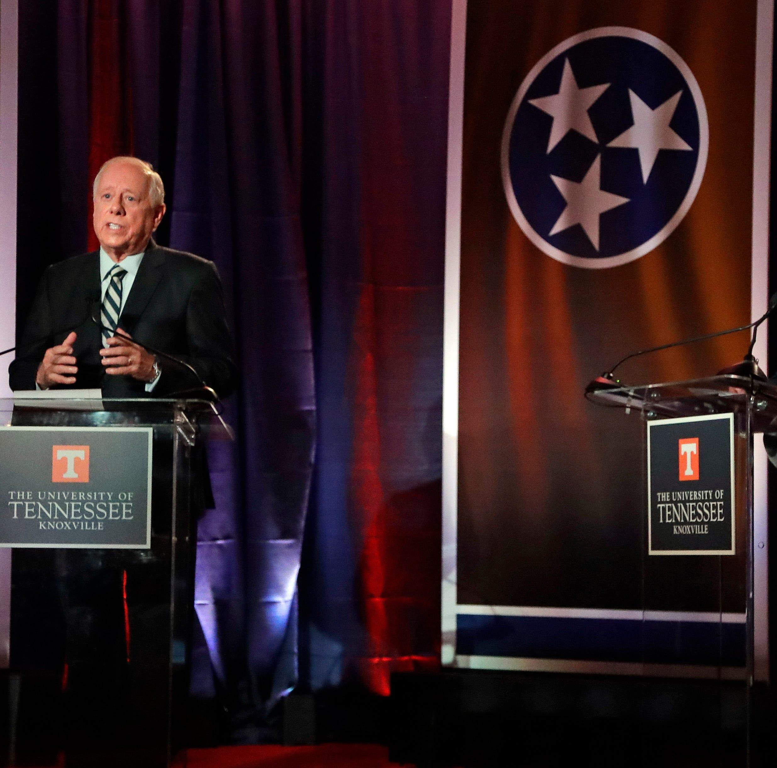 Attacks, Hillary Clinton and #MeToo: 3 takeaways from the Blackburn, Bredesen US Senate debate