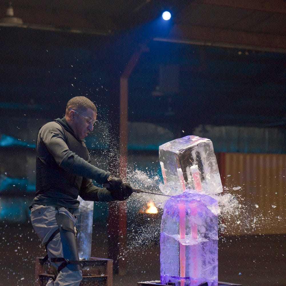 Pigeon Forge bladesmith to compete on History Channel knife obstacle course show