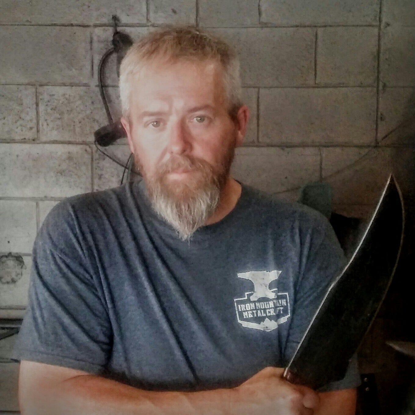 Pigeon Forge bladesmith suffers medical issue on History Channel's 'Knife or Death'