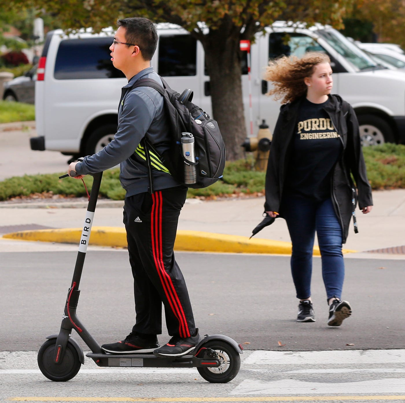 Are scooters ever coming back to Purdue, West Lafayette? They are ...