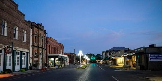 Harvest Moon Festival will be held in downtown Franklin, La.