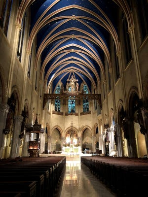 Saint Mary's doors have been open daily for welcome and worship since Dec. 8, 1870.