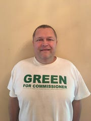 William J. Green, District 2 candidate for Livingston County Board of Commissioners