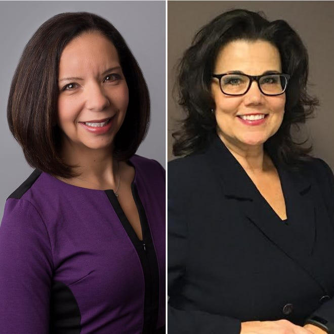 Democrat Mona Shand and Republican Ann Bollin are running for 42nd District state representative.