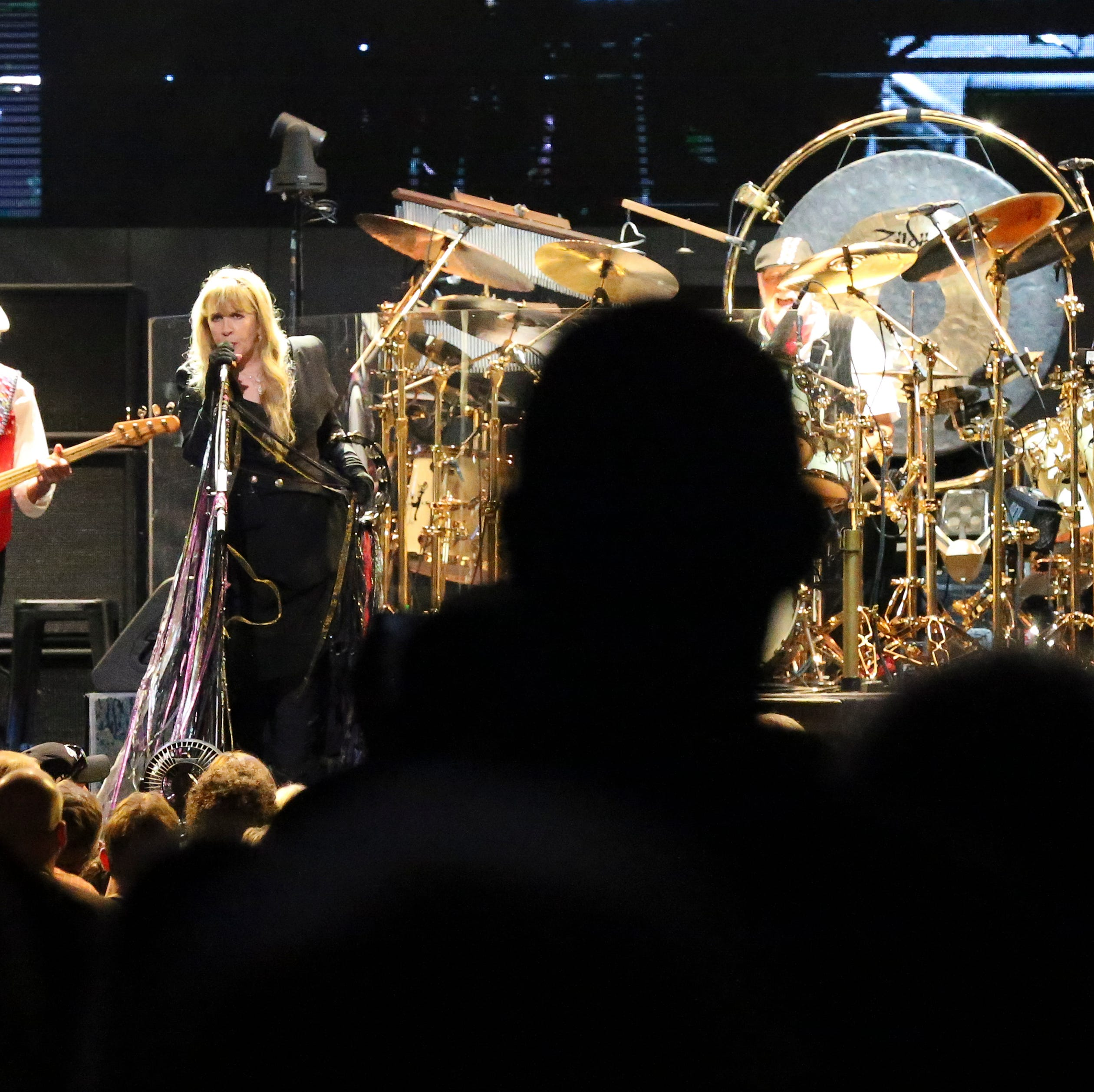 Fleetwood Mac concert postponed to February
