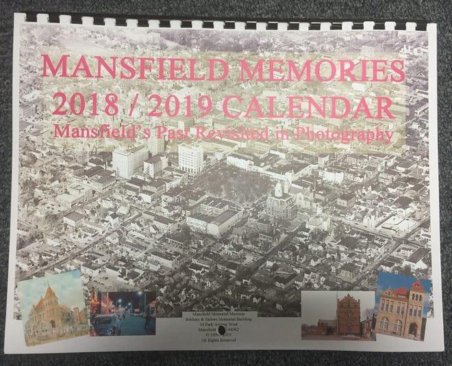 The Mansfield Memories 2018/2019 Calendar.