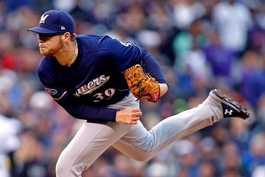 Corbin Burnes, who can be used multiple innings out of the pen, keeps hitters off-balanced with the repertoire  of a starting pitcher.