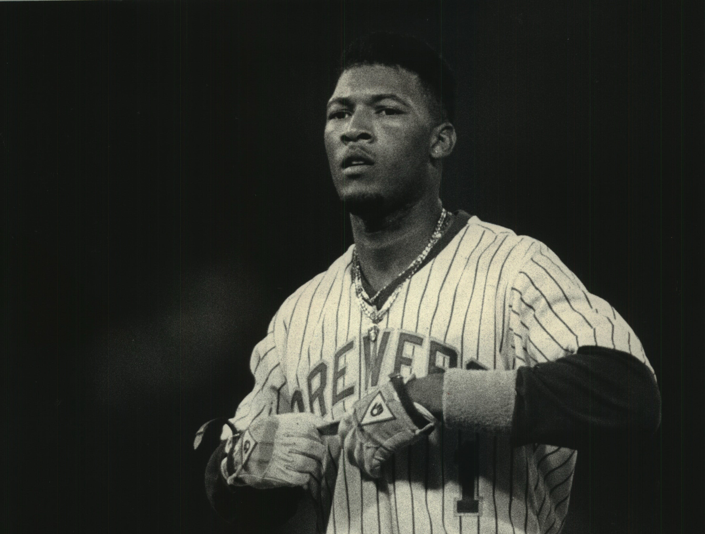 The Brewers' Gary Sheffield had a monster career out of Milwaukee after the team traded him in 1992.