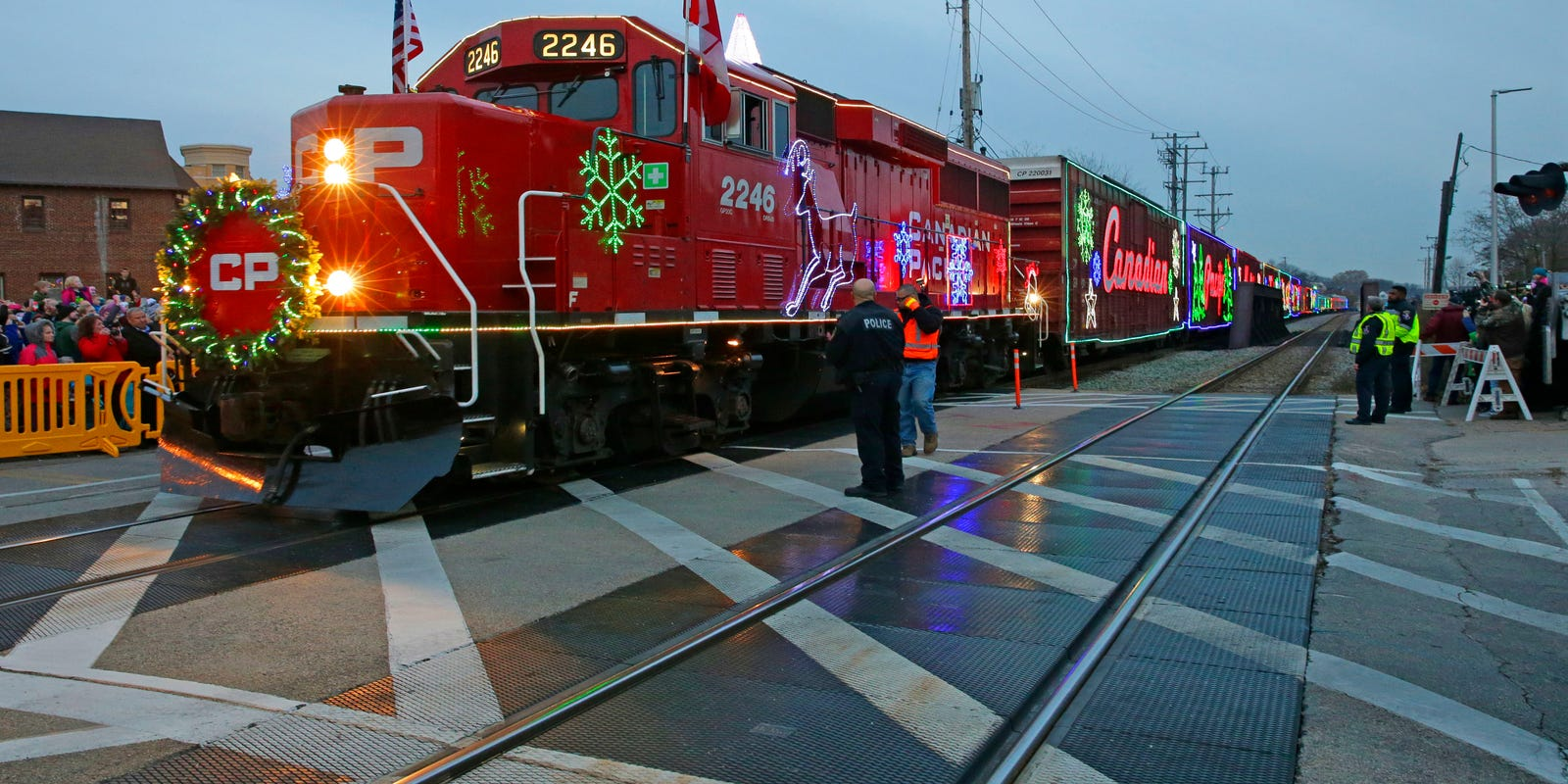 Christmas Train Wisconsin 2021 2018 Holiday Train Coming To Wisconsin Dec 6 8