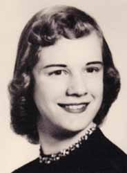 Carol Jean Pierce, in an undated photo