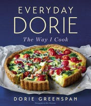 Yes, Dorie Greenspan cooks as well as bakes. She shares favorite recipes in a new cookbook.